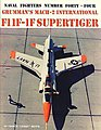 Naval Fighters- Grumman Mach2 International F11F1F Supertiger