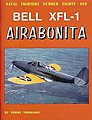 Naval Fighters- Bell XFL1 Airabonita -- Military History Book -- #81