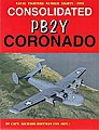 Naval Fighters- Consolidated PB2Y Coronado -- Military History Book -- #85
