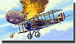 Spad XIIIC1 BiPlane -- Plastic Model Airplane Kit -- 1/48 Scale -- #05117