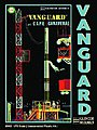 1/76 Vanguard Rocket & Gantry