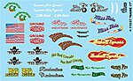 Name It -- Plastic Model Vehicle Decal -- #11037