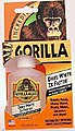 2oz. Dries White Gorilla Glue 10pc Counter Display