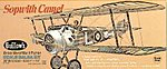28'' Wingspan Sopwith Camel Kit
