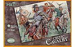 Celtic Calvary -- Plastic Model Military Figure Set -- 1/72 Scale -- #8022