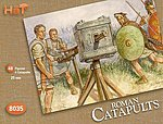 Roman Catapults -- Plastic Model Military Figure Set -- 1/72 Scale -- #8035