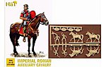 Roman Auxiliary Calvary -- Plastic Model Military Figure Set -- 1/72 Scale -- #8066