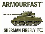 Sherman Firefly Tanks -- Plastic Model Military Vehicle -- 1/72 Scale -- #99017