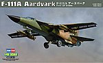 F-111A Aardvark -- Plastic Model Airplane Kit -- 1/48 Scale -- #80348