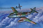 ME 262 A-1A/U5 -- Plastic Model Airplane Kit -- 1/48 Scale -- #80373