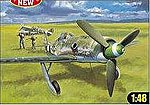 Focke-Wulf FW 190D-13 -- Plastic Model Airplane Kit -- 1/48 Scale -- #81721