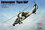 Eurocopter EC-655 Tigre HAP -- Plastic Model Helicopter Kit -- 1/72 Scale -- #87210