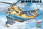MI-24V Hind E -- Plastic Model Helicopter Kit -- 1/72 Scale -- #87220