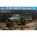 US GMC CCKW-352 Cargo Truck -- Plastic Model Car Truck Vehicle -- 1/35 Scale -- #hy83831