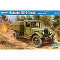 Russian ZIS-5 Truck -- Plastic Model Military Vehicle Kit -- 1/35 Scale -- #hy83885