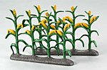 Corn Stalks (2) -- Mission Project Accessory -- #y9349