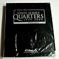 Washington Quarter 1999-2008 State Album -- Coin Collecting Book and Supply -- #2601
