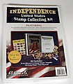 Independence US Stamp Collecting Kit -- Stamp Collecting Supply -- #l174