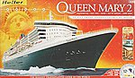 Queen Mary 2 -- Plastic Model Commercial Ship Kit -- 1/600 Scale -- #52902