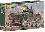 VBCI Infantry Fighting Vehicle -- Plastic Model Military Vehicle Kit -- 1/35 Scale -- #81147