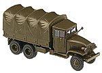 US & Allies WWII - Trucks - GMC 6x6 Personnel Carrier -- HO Scale Model Railroad Vehicle -- #740630