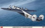 B-24 Liberator Mk.III/V Coastal Command -- Plastic Model Airplane Kit -- 1/72 Scale -- #02241