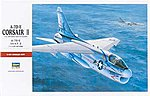 A7D/E USN Aircraft -- Plastic Model Airplane Kit -- 1/48 Scale -- #07247