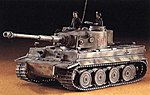 Pz.Kpfw VI Tiger Ausf.E -- Plastic Model Tank Kit -- 1/72 Scale -- #31108