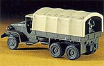 GMC CCKW-353 Cargo Truck -- Plastic Model Truck Kit -- 1/72 Scale -- #31120