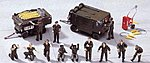 US Ground Crew A -- Plastic Model Military Figure -- 1/48 Scale -- #36004