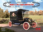 1/24 Model T 1912 Light Delivery Car