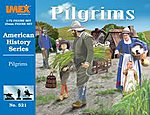 Pilgrims -- Plastic Model Diorama All Scale -- 1/72 Scale -- #521