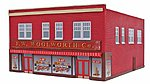 F.W. Woolworth Co. Assembled Perma-Scene -- HO Scale Model Railroad Building -- #6117