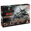 World of Tanks M4 Sherman -- Plastic Model Military Vehicle -- 1/35 Scale -- #37503