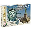 The Statue Of Liberty -- Plastic Model Building Kit -- #68002