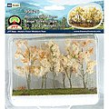 Woods Edge Trees beige 9/