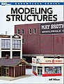Modeling Structures -- Model Railroad Book -- #12493