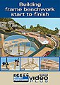 Building Frame Benchwork DVD -- Hobby Model DVD Video Tape General -- #15300