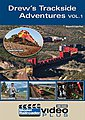 Drew's Trackside Adventure DVD -- Model Railroading DVD -- #15308