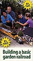 Building a Basic Garden Railroad (VHS) - G-Scale -- Model Railroading Video -- #10001
