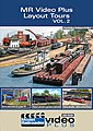 Model Railroader Video Plus DVD -- Layout Tours Volume 2