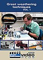 Model Railroader Video Plus DVD -- Creat Weathering Techniques Volume 1