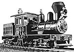 Steam Shay 20-Ton Class A Non-Powered -- HO - HO-Scale