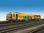Plasser & Theurer Track Tamper & Ballast Regulator Kit -- HO Scale Model Railrioad -- #16090