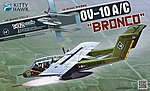 OV10A/C Bronco 2-Seater Turboprop Light Attack -- Plastic Model Airplane Kit -- 1/32 Scale -- #32004
