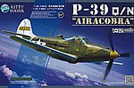P39N/Q Fighter -- Plastic Model Airplane Kit -- 1/32 Scale -- #32013