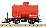 Fire Fighting Tank Car DR - G-Scale
