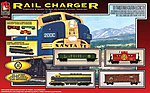 Rail Charger -- Model Train Set -- HO Scale -- #8886