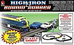 High Iron & Burnin' Rubber - HO-Scale