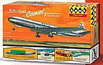 British DeHavilland Comet -- Plastic Model Airplane Kit -- 1/144 Scale -- #512